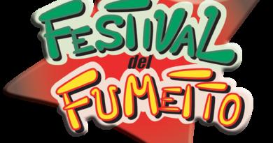 Festival Del Fumetto Winter Edition 2018